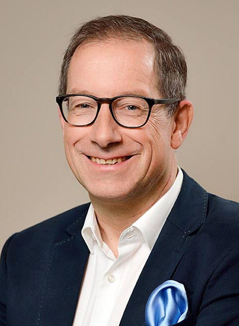 Hans-Willy Brockes Portraitfoto